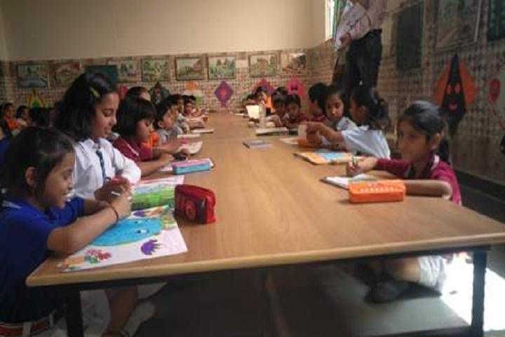 Nishant Public School-Art And Craft Room