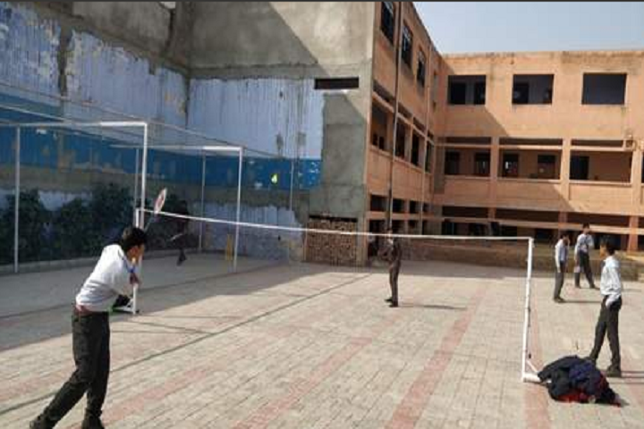 Nishant Public School-Badminton