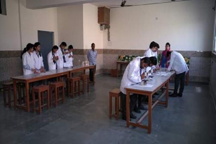 Nishant Public School-Biology Lab