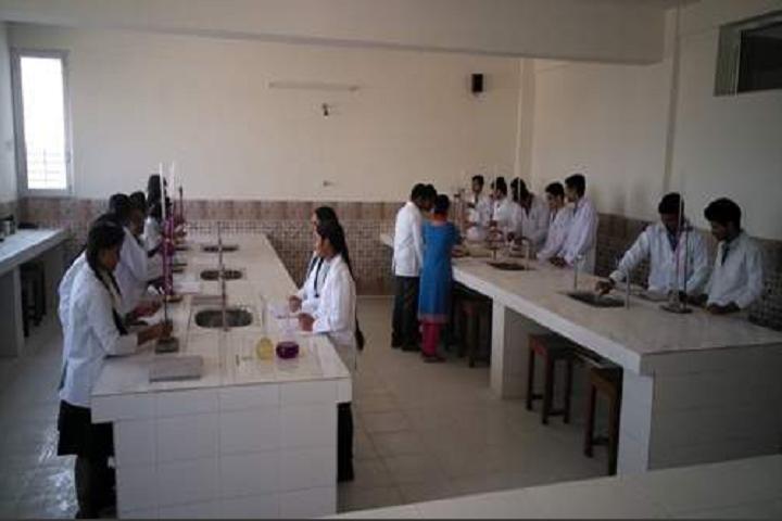 Nishant Public School-Chemistry Lab