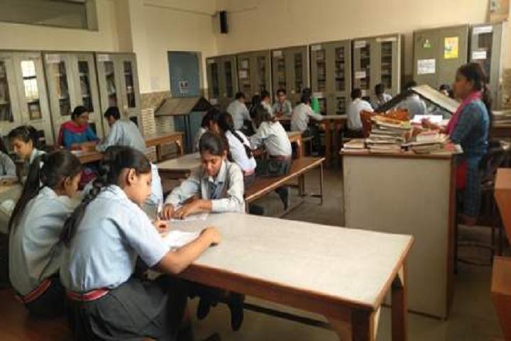 Nishant Public School-Library