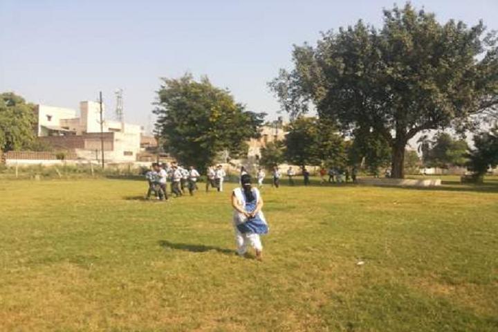 Nishant Public School-Playground