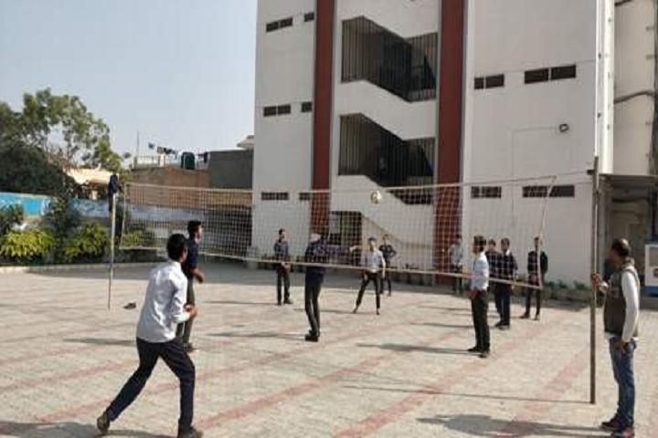 Nishant Public School-Volley Ball