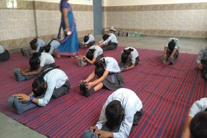 Nishant Public School-Yoga