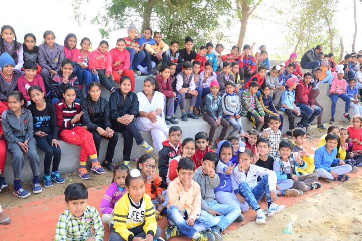 Nivedita Senior Secondary School-Group Photo