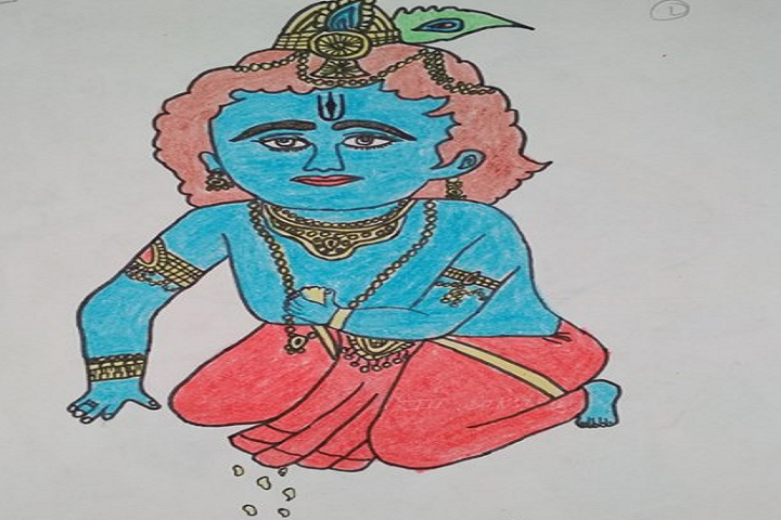 Nivedita Senior Secondary School-Painting Competition