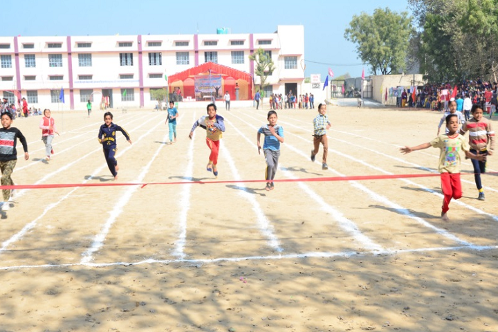 Nivedita Senior Secondary School-Sports