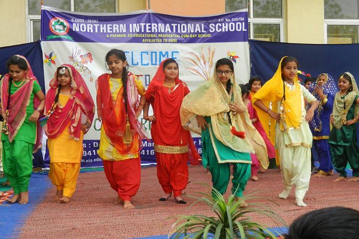 Northern International School-Dance