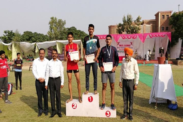 Northern International School-Medal Winners