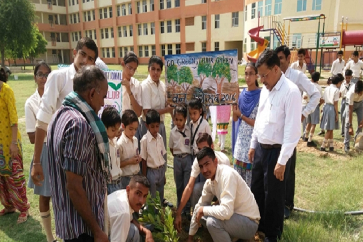Northern International School-Tree Plantation