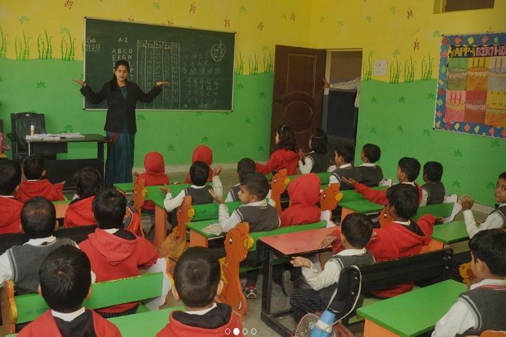 Northland International School-Classroom