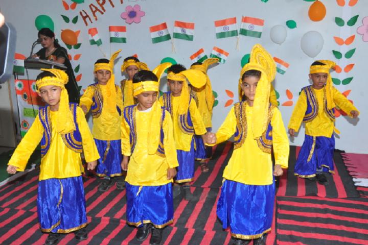 Northland International School-Dance