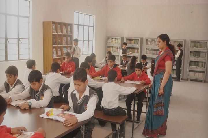Northland International School-Library