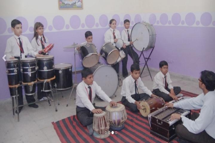 Northland International School-Music Room