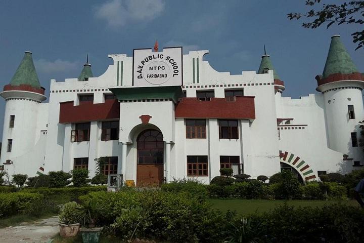 DAV Public School-Campus-View