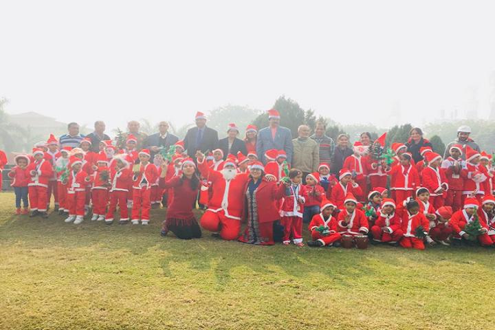 DAV Public School-Events christmas