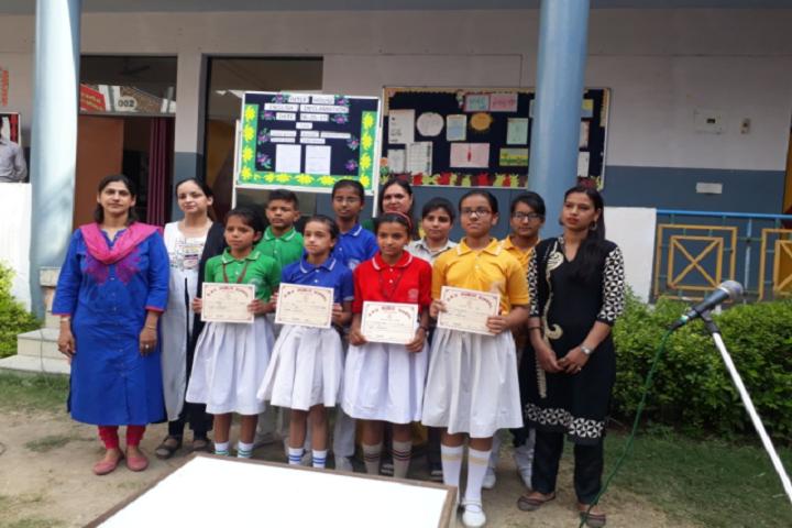 DAV Public School-Others prize