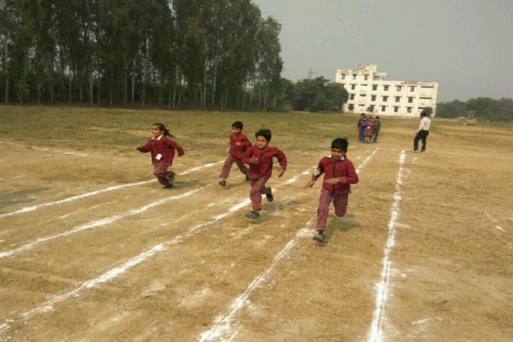 DAV Public School-Sports running