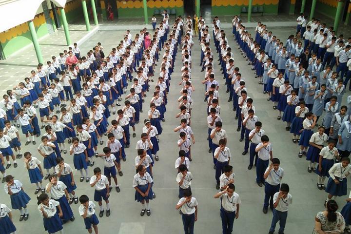 OPS International School-Assembly