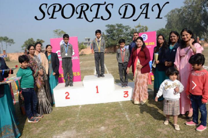 OPS International School-Sports Day