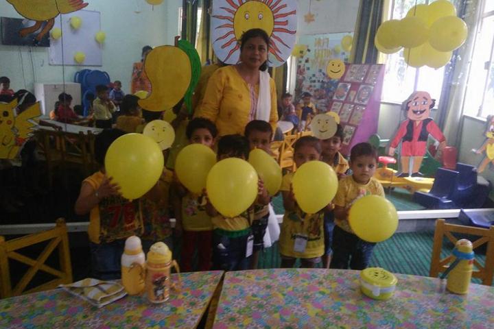 OPS International School-Yellow Day Celebrations