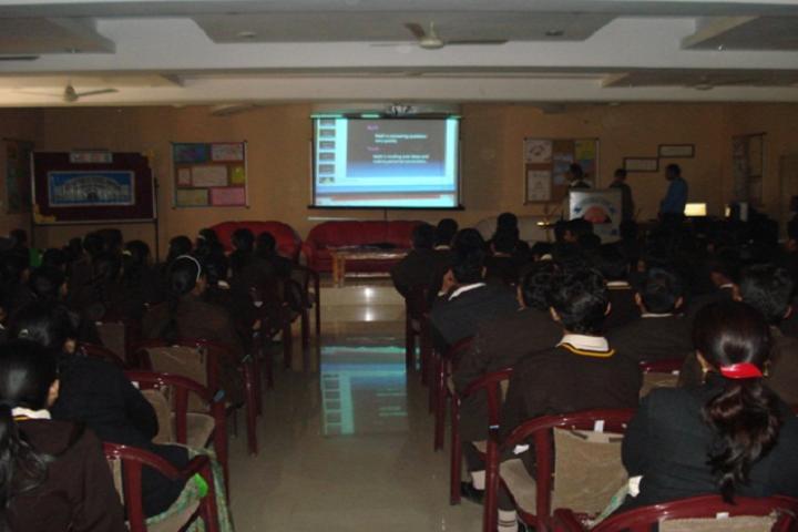 OS DAV Public School-Classroom