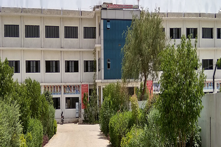 Oasis International School-Campus