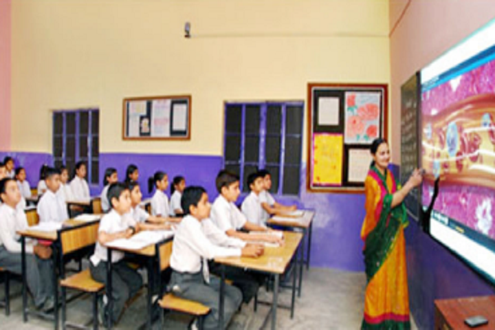 Oasis International School-Classroom