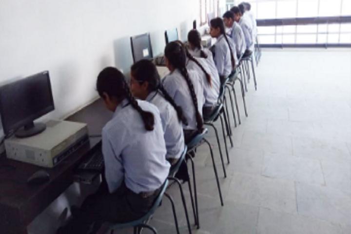 Oasis International School-Computer Lab