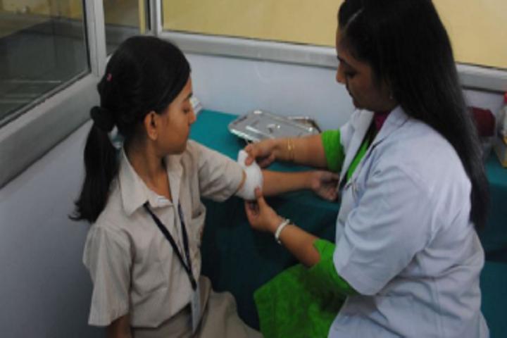 Oasis International School-Medical Room