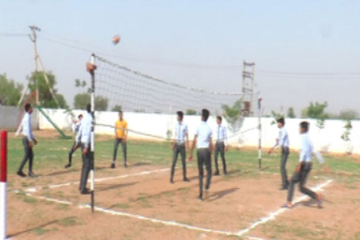 Oasis International School-Sports