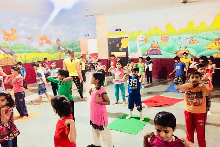 Om Internation Public School-Activity
