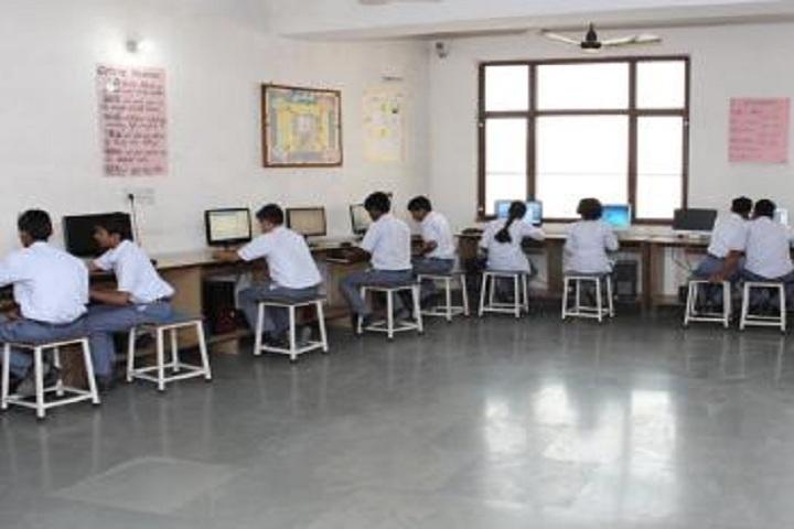Om Internation Public School-Computer Lab
