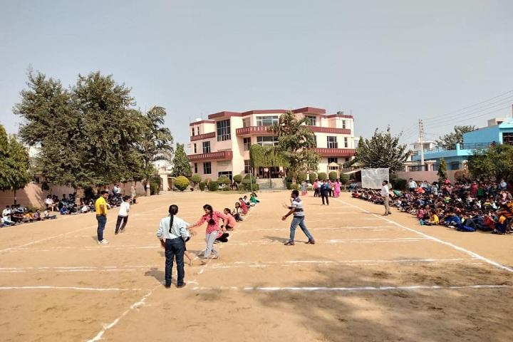 Om Internation Public School-Play Ground