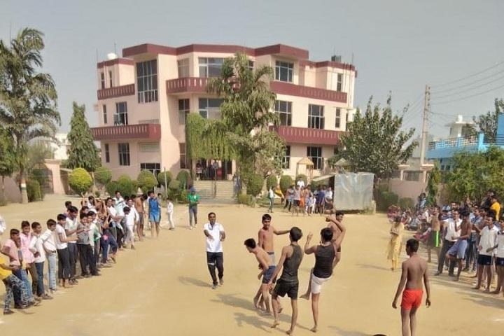 Om Internation Public School-Sports Activity