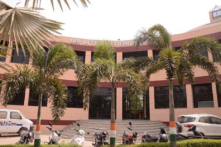 Om Internation Public School-Building
