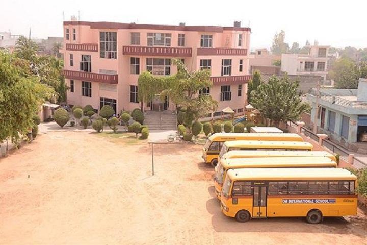 Om Internation Public School-Campus