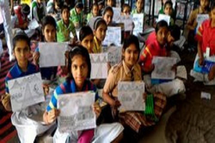 Om Parkash Garg Memorial Public School-Drawing Competition