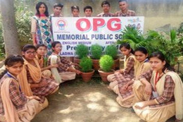 Om Parkash Garg Memorial Public School-Plantation