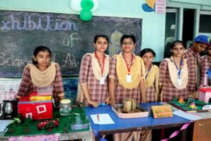 Om Parkash Garg Memorial Public School-Science Exhibition