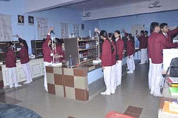 Om Public School-Chemistry Lab