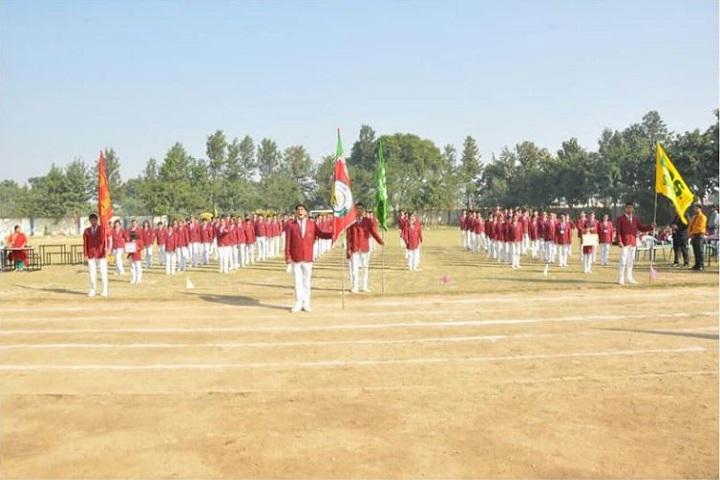Om Public School-Sports Day Celebrations