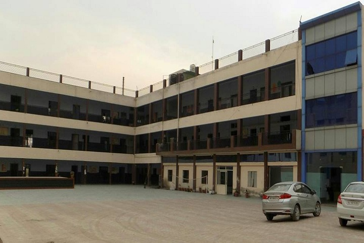 Om Shanti Shiksha Sadan Senior Secondary School-Campus Area