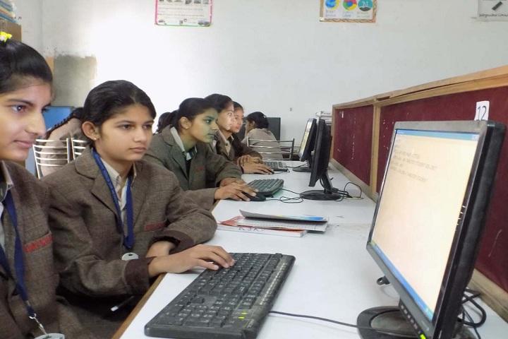 Om Shanti Shiksha Sadan Senior Secondary School-Computer Lab