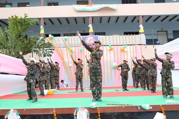 Om Shanti Shiksha Sadan Senior Secondary School-Dance Performance