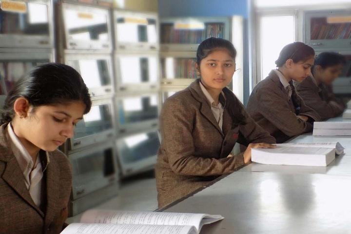 Om Shanti Shiksha Sadan Senior Secondary School-Library