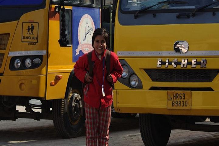 Om Shanti Shiksha Sadan Senior Secondary School-Transport Facilities