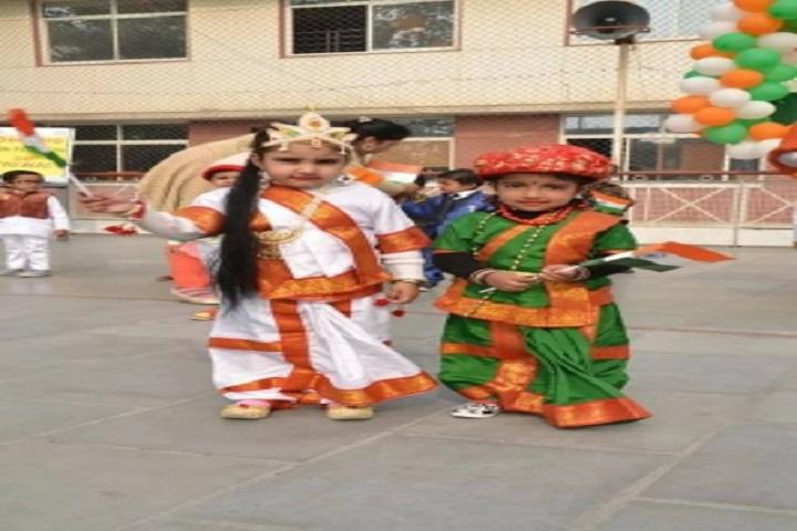 Ops Vidya Mandir-Fancy Dress