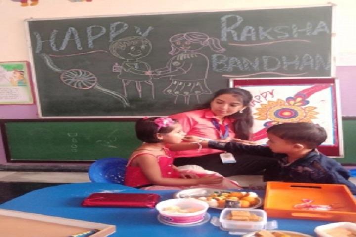 Ops Vidya Mandir-Rakhi Celebrations