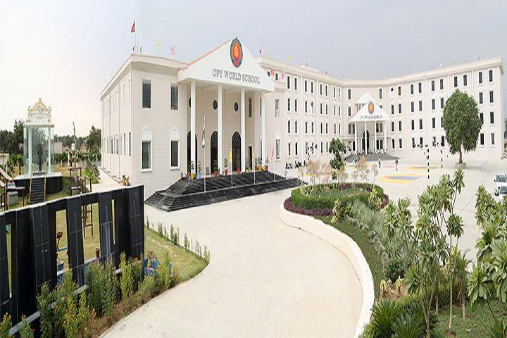 Opy World School-Campus